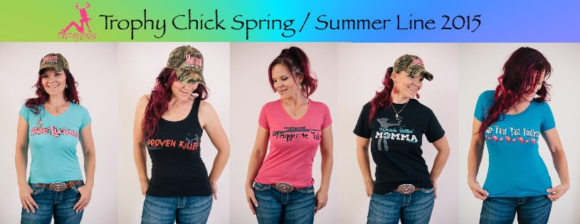 Trophy Chick Spring / Summer Line is Now Available!